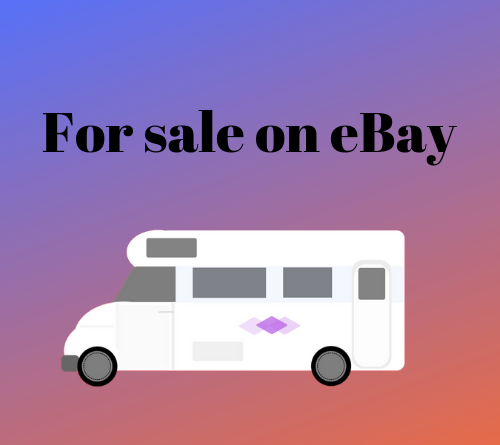 Campers for sale on eBay