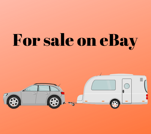 caravans for sale on eBay
