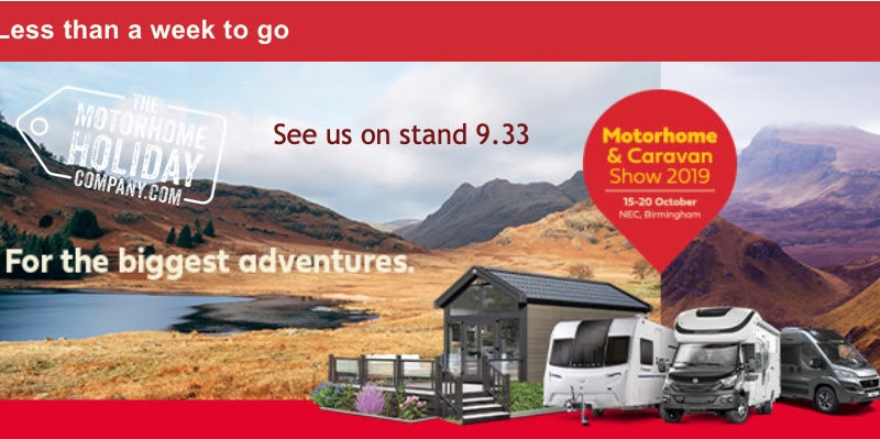 See us at theNEC - Our Product Launch